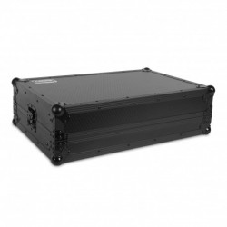 UDG U-91011-BL - UDG Ultimate Flight Case Pioneer DDJ-RX/SX/SX2 Black Plus (Laptop Shelf )