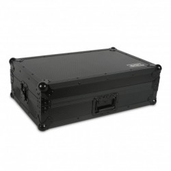 UDG U-91013-BL - UDG Ultimate Flight Case Pioneer XDJ-R1 Black Plus (Laptop Shelf )