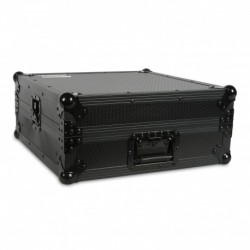 UDG U-91024-BL - UDG Ultimate Flight Case Pioneer DJM-2000 / NXS Black Plus (Laptop shelf)