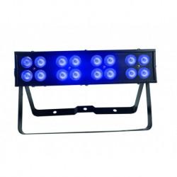 Power Lighting UV_BARLED16X3 - Barre à Led UV 16x3W