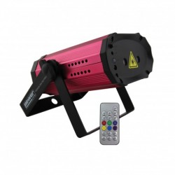 Power Lighting VENUS 200 RB PRO - Laser multipoints 200MW RB