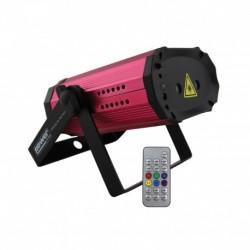 Power Lighting VEN-3DRB-PRO - Laser multipoints à effets 3D 200MW RB