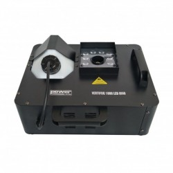 Power Lighting VERTIFOG 1800 LED QUAD - Machine à fumée geysers 1500W 4-en-1