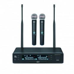 Power Acoustics WM_6500MH_UHF - Double micros main UHF
