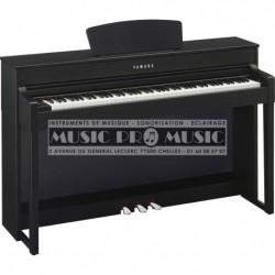 Yamaha CLP-535B - Piano numérique noir satiné avec meuble