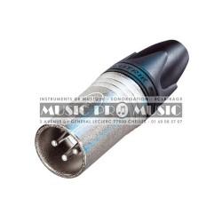 Neutrik NC3MXX - Fiche XLR Male 3p