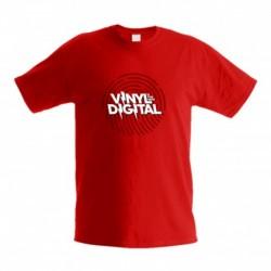 Ortofon T-SHIRT DIGITAL L - T-shirt DIGITAL taille Large