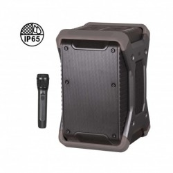 Definitive Audio EASYRIDER - Sono portable IP65 USB/Bluetooth + Carte SD + 1 Micro main UHF