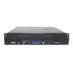 Power Acoustics ALPHA 3200 DSP - Amplificateur 2x1600W RMS sous 4 ohms