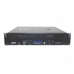 Power Acoustics ALPHA 2600 DSP - Amplificateur 2x1300W RMS sous 4 ohms