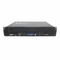 Power Acoustics ALPHA 1100 DSP - Amplificateur 2x550W RMS sous 4 ohms