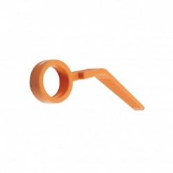 Ortofon FINGERLIFT ORANGE CC MKII - Bague orange pour CONCORDE MKII