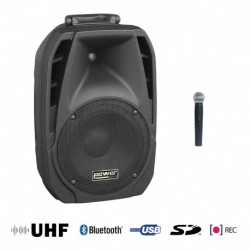 Power Acoustics BE 5400 UHF MK2 - Sono Portable USB + SD CARD + 1 Micro Main UHF + Bluetooth