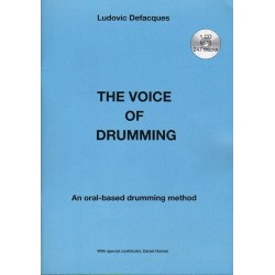 Ludovic Defacques VOICEDRUMMING - The Voice of Drumming - Version anglaise
