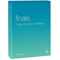 IPE Music FINALE25FR - Logiciel de partition Finale 25 version française