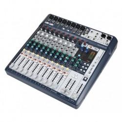 Soundcraft SIGNATURE12 - Table de mixage 12 voies avec effets