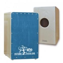 Katho KT37A - Cajon Woodline Bleu