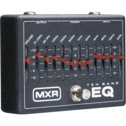MXR M108 - Pédale équaliseur 10 bandes