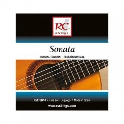 Royal Classic SN10 - Cordes Sonata tension normale nylon pour guitare classique