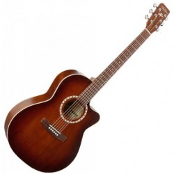 Art & Lutherie AL033034 - Guitare folk cutaway Antique Burst