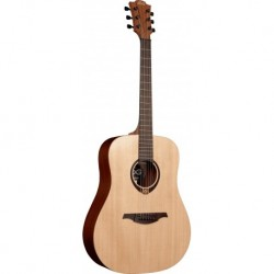 Lâg T70D - Guitare Dreadnough table épicéa massif