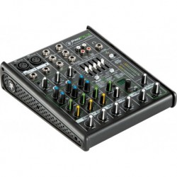 Mackie PROFX4V2 - Mixeur 4 canaux + effets ProFX4v2
