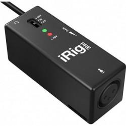 IK Multimedia IRIG-PRE - Carte son 1 entrée pour Ipad et Iphone