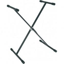RTX RX - Stand clavier X rotule crantée -noir
