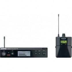Shure P3TERA215CL-K3E - Système sans fil UHF In ear monitor avec écouteurs intra 215CL