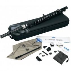 Nuvo N210SFBK - Flûte traversière ABS noire
