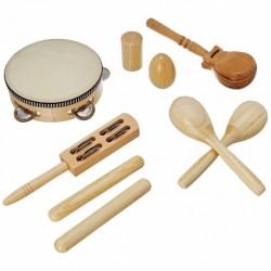 GNG LT7 - Malette de 7 percussions