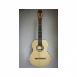 Kremona KRER53S - Guitare classique 1/2 table epicea massif