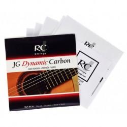 Royal Classic DC10 - Cordes JG Dynamic Carbon pour guitare classique