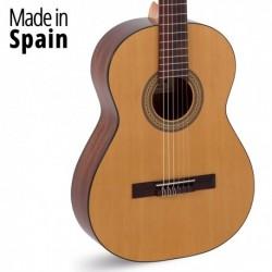 Admira JUANITA 3/4 - Guitare classique 3/4 Fabriquée en Espagne