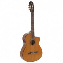 Admira MALAGA E/C FISHMAN - Guitare classique 4/4 électro acoustique Fabriquée en Espagne