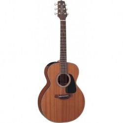 Takamine GX11MENS - Guitare electro acoustique cutaway mini Auditorium avec housse