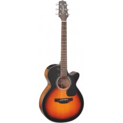 Takamine GF30CEBSB - Guitare électro acoustique cutaway Grand Concert sunburst