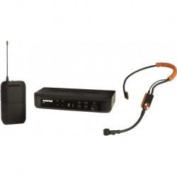 Shure BLX14E-SM31-M17 - Systeme sans fil micro casque fitness SM31 UHF