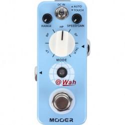 Mooer @WAH - Pédale Wah pour guitare électrique