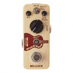 Mooer WOODVERB - Pedale Woodverb pour guitare acoustique