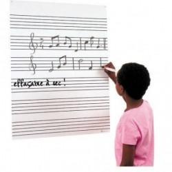 Fuzeau 7534 - Tableau Musique 59.5x86 cm