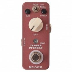 Mooer TENDEROCT-MKII - Pédale octaver 3 modes