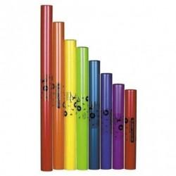 Fuzeau 3460 - 8 tubes Boomwhackers Alto diatonique