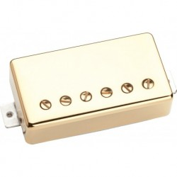 Seymour Duncan SH-2B-G - Jazz Model, chevalet, gold