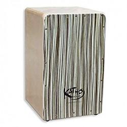 Katho KT06 - Cajon Cebra grelots