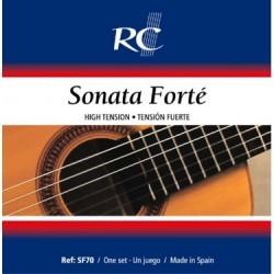 Royal Classic SF70 - Cordes Sonata Forte pour guitare classique