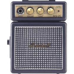 Marshall MS-2C - Mini baffle amplifie classic