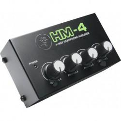 Mackie HM-4 - Amplificateur de casque 4 canaux