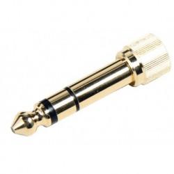 Shure HPAQA1 - Adaptateur minijack - jack 6,35 mm