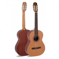 Admira JUANITA 4/4 - Guitare classique 4/4 Fabriquée en Espagne